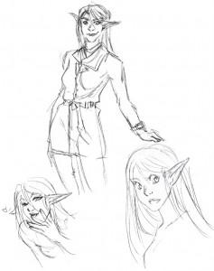 Sketches of Ellora