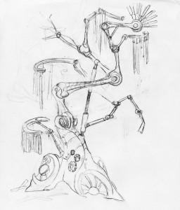 Tree sketch 1